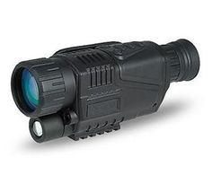 Digital Infrared Night Vision IR Scope Sight Device Monocular 5x40 Zoom Take Photos/Videos + Inner 4GB SD Card RL29-0003