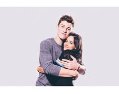 Shawn Mendes And Camila Cabello they look so cute together