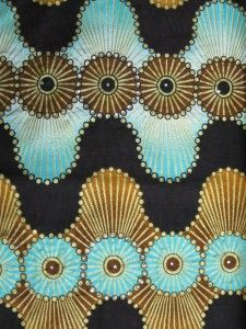 African Fabric Diamond Woodin Fabric – Chocolate Sky Blue 6 Yards » Blog Archive » African Fashion Fabrics – Great Tips, Fashion and Fabrics for you!