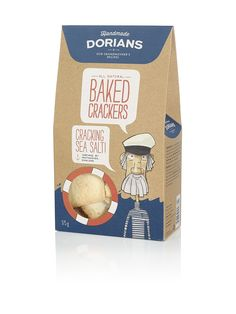 Dorians on Packaging of the World - Creative Package Design Gallery