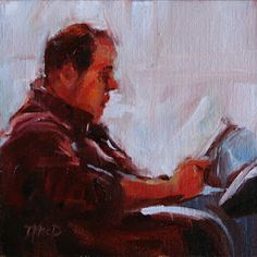 6 x 6 Recommended Reading Canadian Artists, Claude Monet, Impressionist, Book Art, Saatchi Art, Recommended Reading, Creative, Pictures, Painting