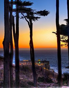 San Francisco's Cliff House Restaurant