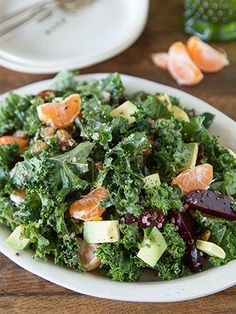 A superfood salad that is truly as good as it looks!