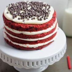 Red Velvet Cake by cakemerchant