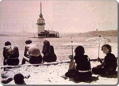 Salacak Sahili 1930