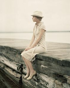 """❂ """"She was at once so resolute and so dreamy, so sensual and so intelligent. She also was intensely private. What she knew best was how it felt to be alone, unique, isolated."""" I Stephen Spender"""