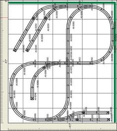 Track Plans and Ideas – Trainz Ho Trains, Model Trains, Lionel Trains Layout, Model Railway Track Plans, Train Table, Perfect Model, Model Train Layouts, Train Set, Train Tracks