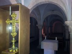 Relic of the Holy Cross in Bergen. County Neuburg-Schrobenhausen