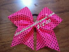 Check out our bows on Instagram @Cheerbowsandbeyond or www ...