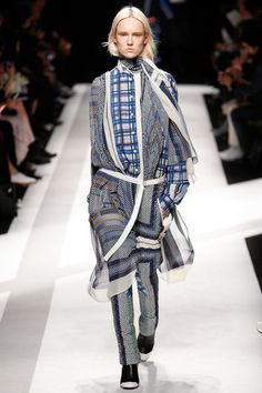 Sacai | Fall 2014 Ready-to-Wear Collection | Style.com | #pfw