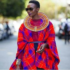 @Regrann from @madeinafriica #SouthAfrica #EastAfrica #CentralAfrica #Fashion…
