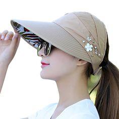 Aedericoe Women Portable Sport Sun Hats b3920dbed530