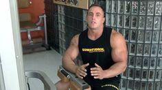 Ćwiczenie na przyrost mięśni pleców. #Ćwiczenia #Kulturystyka #Sterydy http://sterydy.top/