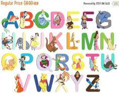 ON SALE Counted Cross Stitch Patterns Alphabet door lovemystitch
