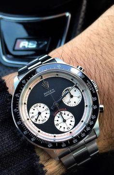 luxury watches for men rolex Modern Watches, Luxury Watches For Men, Cool Watches, Rolex Watches, Rolex Gmt, Rolex Daytona Diamond, Rolex Daytona Watch, Rolex Vintage, Vintage Watches
