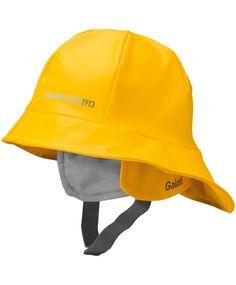 Didriksons Sydves Praktisk regnhatt som sitter godt på hodet i vind og regn. Sport, Riding Helmets, Navy, Yellow, Kids, Darwin, Clothes, Fashion, Damask