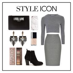 """""""Style Icon"""" by hannahbrixwinther ❤ liked on Polyvore featuring Chanel, Urban Decay, Givenchy, Nly Shoes, Lulu Frost, Glamorous, women's clothing, women's fashion, women and female"""