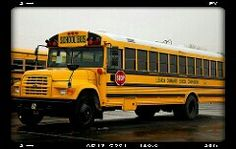 1992 Thomas Built Type C School Bus On A Ford Chassis