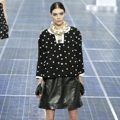 Chanel Fall 2014 - French Vogue