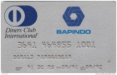 Diners Club cards QQ8