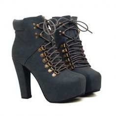 $18.40 Elegant Women's Short Boots With Chunky Heel and Solid Color Design