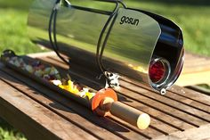 Der Solarofen GoSun Sport brät auch bei schwacher Sonne - KlonBlog » KlonBlog