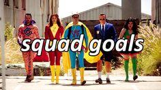 Scorpion Squad Goals☆