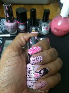 Breast Cancer Awareness 💅🏽💕
