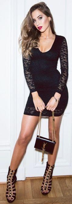 LACE DRESSES – Kenzas #lace