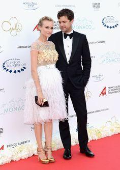 Diane Kruger si Joshua Jackson @ Nights in Monaco Gala