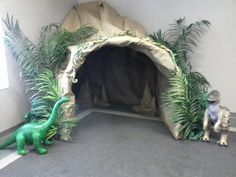 Summer reading cave - Graham Public Library