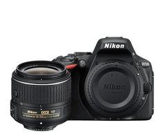 Nikon D5500 DSLR Camera (with AF-S 18-55mm VRII Kit Lens) Price in India - Buy Nikon D5500 DSLR Camera (with AF-S 18-55mm VRII Kit Lens) Online - Infibeam.com
