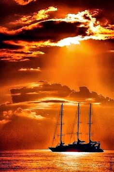 OMG, I love this shot.!  Reminds me of the sunsets we saw in Key West.