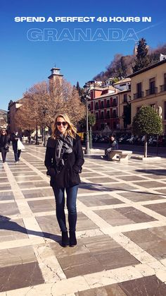 If you're in Spain, you should definitely plan a few days in the city. Not only for the Alhambra, but also the flamenco dancing, churches, museums and free tapas! Belgium Hotels, Granada Spain, Museums, Tapas, Dancing, Things To Do, Europe, City, Travel
