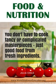How are you supposed to know what is really good for your body? http://www.worldwellnesseducation.org/what-to-eat/