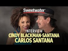 New video Cindy Blackman & Carlos Santana Interview @SweetwaterSound on @YouTube