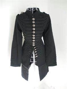 Frock Coat Victorian