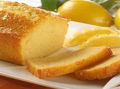 Try Old-Fashioned Lemon Bread! You'll just need Old-Fashioned Lemon Bread, Ingredients:, 1 cups all-purpose flour, 1 cup granulated sugar, 1 teaspoon. Lemon Desserts, Lemon Recipes, Köstliche Desserts, Bread Recipes, Delicious Desserts, Dessert Recipes, Cooking Recipes, Yummy Food, Recipes Dinner