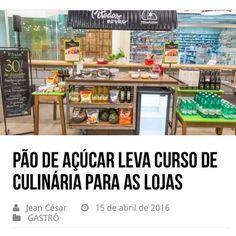 Com muito prazer irei participar neste sábado 28/05 do projeto Pitadas ao Vivo do Grupo @paodeacucar . Minha aula irá acontecer na unidade Piedade das 11h às 20h. Quem quiser pode chegar e aprender uma receitinha com o Chef  O projeto acontece em todo o #Brasil e fico muito feliz em representar #Pernambuco  Nos encontramos lá! #gastronomia #culinária #cozinha #cozinhar #aprendendoacozinhar #maisumpraconta #recife #paodeacucar #supermercado #receita #auladegastronomia #masterchefbr…