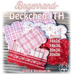 Bogenrand-Deckchen