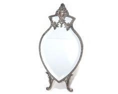 Espelho em Prata de Toucador