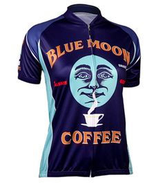 Blue Moon Coffee Men s Jersey. Retro Image Apparel Two · Mens Bicycle  Jerseys c10238ac0