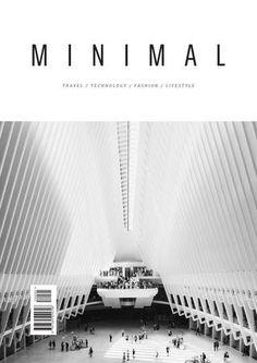Minimal magazine a4