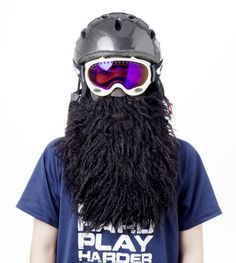 Beardski Pirate Ski Mask - http://www.skiyouth.com/ski-equipment-deals/kids-snow-ski-equipment-deals/beardski-pirate-ski-mask-3/