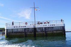 Willkommen auf Helgoland!