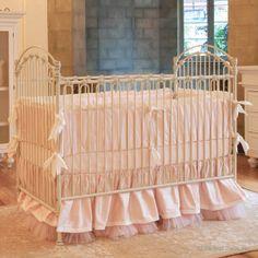 Buy Baby Crib Sets for Boy & Girl [Nursery Crib] Crib Sets For Boys, Baby Crib Sets, Old Baby Cribs, Antique Crib, Iron Crib, Upscale Furniture, Doll Beds, Girl Nursery, Nursery Ideas