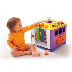 Fisher-Price Peek-a-Blocks IncrediBlock | C5523 | Fisher-Price