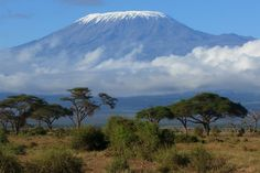 Mount Kilimanjaro itt: Tanzania