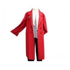 Maxi-abrigo, tendencia de temporada, con un 50% de descuento #tendencias #tallasgrandes #plussize #alisboutique
