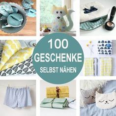 Sew gifts yourself! 100 small DIY gift ideas with free sewing instructions - Tamiii♡ - - Geschenke selbst nähen! 100 kleine DIY Geschenkideen mit kostenloser Nähanleitung Sew gifts yourself! 100 small DIY gift ideas with free sewing instructions Baby Knitting Patterns, Tile Patterns, Sewing Projects For Beginners, Sewing Tutorials, Diy Projects, Sewing Hacks, Sewing Tips, Diy Fashion No Sew, Gift Ideas